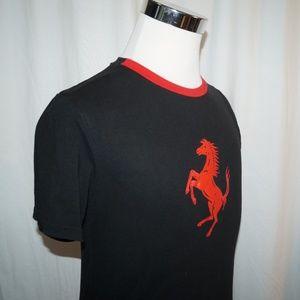 Ferrari Official OEM Tee Shirt Youth Size XL Horse